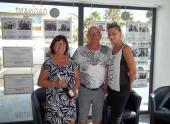 Acquéreurs d'un appartement à marseillan-plage S'antoni immobilier agde
