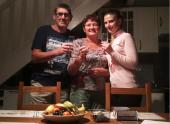 Heureux acheteur d'un appartement à marseillan-plage S'antoni immobilier agde