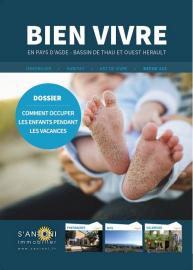 La revue bien vivre en version numérique ! S'antoni immobilier