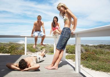 Les grandes vacances approchent à grands pas <3 - pensez à réserver ! S'antoni immobilier