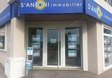 Heureuse transaction immobilière à sète S'antoni immobilier