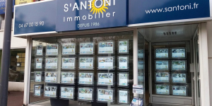 Relooking des agences s'antoni immobilier  S'antoni immobilier