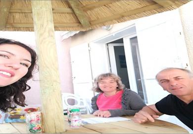 Nouveau témoignage d'heureux acquéreurs à marseillan plage S'antoni immobilier