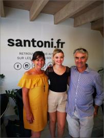 Heureuse transaction à villeneuve lès béziers  S'antoni immobilier