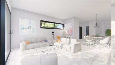 À vendre au grau d'agde, les villas maya S'antoni immobilier sète