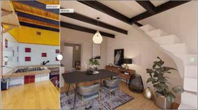 Nouveau service de rénovation et décoration virtuelle S'antoni immobilier cap d'agde