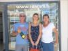 Merci m et mme bonnard  vendeurs satisfaits à marseillan plage  S'antoni immobilier