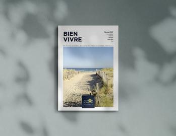 Découvrez la revue bien vivre n°29 en avant-première ! S'antoni immobilier sète