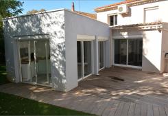 Sete villa  avec dependance  Groupe gesim