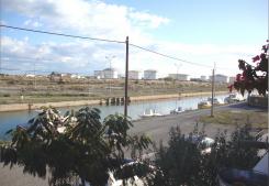 T2 au bord du canal à frontignan Groupe gesim