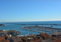 Appartement t2 / t3 vue sur le port quartier haut Groupe gesim