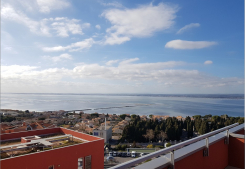 Sete corniche t3 avec vue mer et etang  Groupe gesim