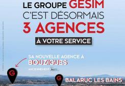 Le groupe gesim compte trois agences cette année  Groupe gesim