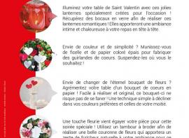 4 idées déco pour le saint valentin  Groupe gesim