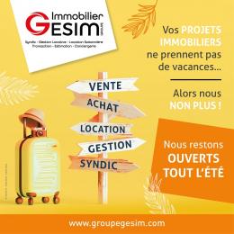 Le groupe gesim reste ouvert cet été Groupe gesim