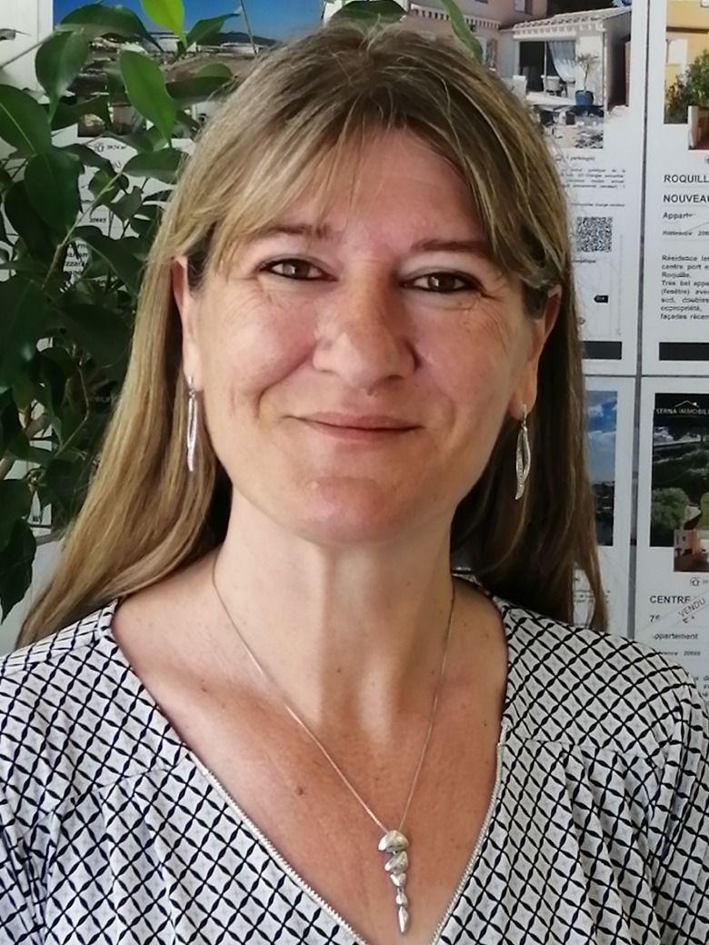 Béatrice Arnaud, manager de l'agence depuis 2013