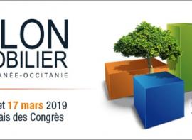 Participation au salon de l'immobilier du corum 2019  Gestimmo
