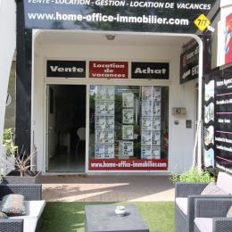 Le soleil et les vacanciers sont au rendez-vous bienvenue chez home office votre Home office immobilier