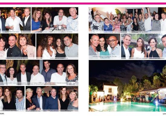 Parution layalina : soirée d'anniversaire 1001 clés.com 1001 clés