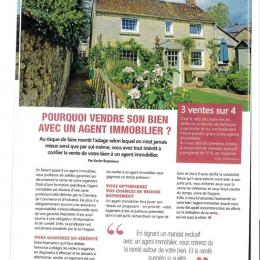Pourquoi vendre avec un agent immobilier ? Agences daure immobilier