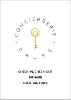 Découvrez nos nouvelles formules de conciergerie dans votre agence daure Agences daure immobilier