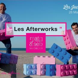 Afterworks - les jeudis printaniers de mat & seb  Mat & seb montpellier