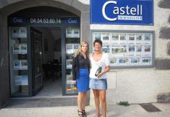 Témoignage de mme guibert Castell immobilier