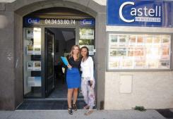 Témoignage de mme selloumat Castell immobilier