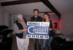 Témoignage de m bury Castell immobilier