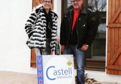 Témoignage de monsieur et madame verdier Castell immobilier