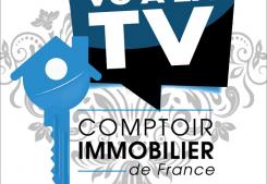 Vu a la television : comptoir immobilier de france  Comptoir immobilier de normandie