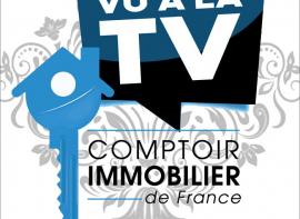 Vu a la television : comptoir immobilier de france  Agence jnca