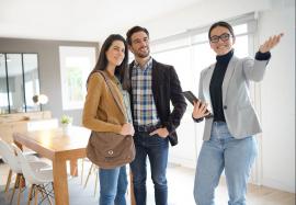 Les agents immobiliers ont tiré des leçons du 1er confinement et accéléré leur d Comptoir immobilier de france neuf