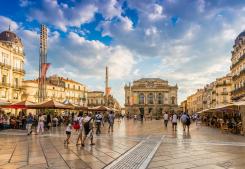 Covid & création d'entreprises : montpellier, ville occitane la plus dynamique  Agence jnca
