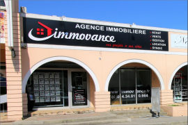 Le siège du groupe immovance à jacou Immovance
