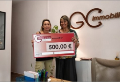 Cheque 500€ G&c immobilier