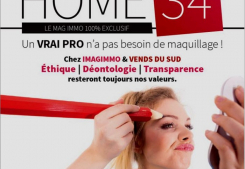 Home 34 automne 2018 G&c immobilier