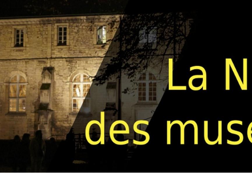 Mai 2018 nuit européenne des musées Eugène de graaf