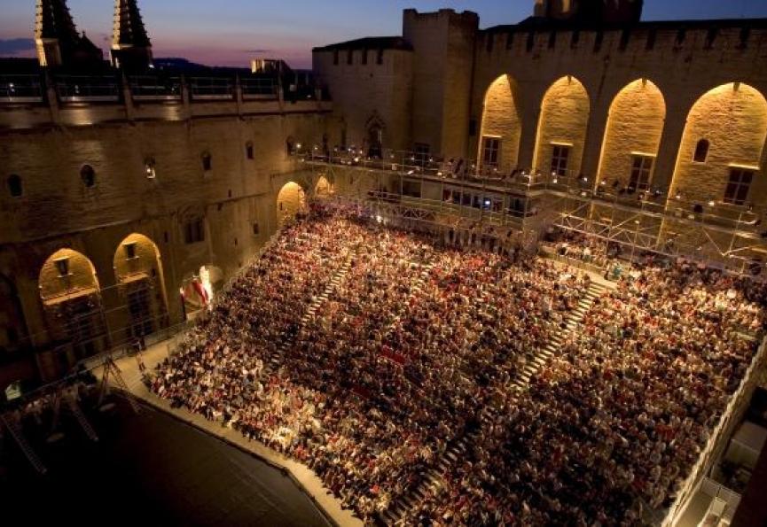 Festival d'avignon du 6 au 24 juillet 2018 Eugène de graaf