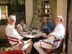 Rob et nathalya eggens - le grand jardin - lafare Eugène de graaf
