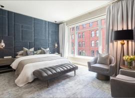 Le nouveau penthouse newyorkais de gisèle bundchen Ma villa sur le toit