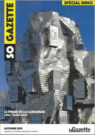 So gazette - parution sept 2019 Argence immobilier