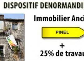 Dispositif denormandie: mesure fiscale pour investir dans l'ancien Vives immobilier