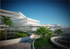 Cap d'agde - projet iconic  Robert immobilier