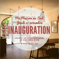 Inauguration reussie Ma maison au sud