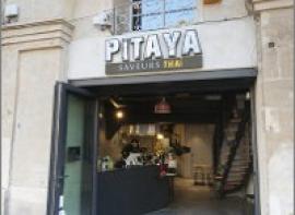 Pitaya Emplacement numéro 1