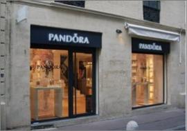 Pandora Emplacement numéro 1