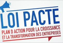 Les principales nouveautés de la loi pacte pour les entrepreneurs Emplacement numéro 1