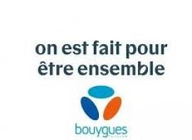 Bouygues telecom s'installe  Emplacement numéro 1