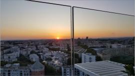 L'arbre blanc de montpellier élu plus bel immeuble au monde Inter-med-immo34